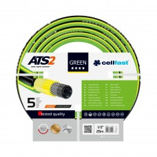 "Градински маркуч Cellfast Garden hose GREEN ATS2™ 1/2"" 25 метра"