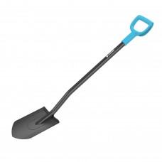 Лопата Cellfast IDEAL заострена 1160mm, 1,8 кг. цвят:черен