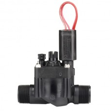 """Клапан електромагнитен Hunter PGV-101-MM 9V DC 1"""" с регулатор на дебита"""