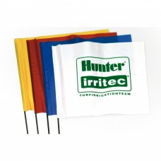 Флаг маркиращ Irritec Hunter Rain Bird Marking Flag БЯЛ