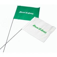 Флаг маркиращ Rain Bird зелен