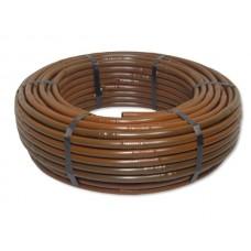 Тръба капкова кафява ф16/0,33м/2.2л/час - 100м