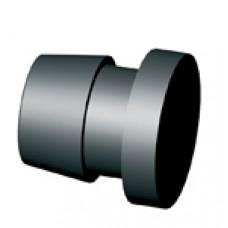 Тапа за тръба ф3 мм. за капкообразуватели