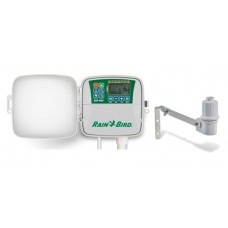 Програматор Rain Bird ESP-RZXe - 230V външен монтаж + Сензор за дъжд Rain Bird RSD-BEX